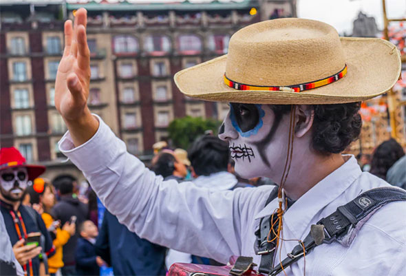 Day of the Dead - Popular Cultural Events by Foreign Embassies in the UK